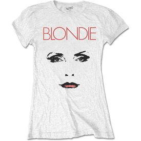BLONDIE ブロンディー - STAREDOWN / Tシャツ / レディース 【公式 / オフィシャル】