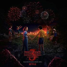 STRANGER THINGS ストレンジャー・シングス (放送5周年 ) - Soundtrack from Season 3 / CD・DVD・レコード