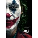 DC COMICS DCコミックス - JOKER 2019 Half Face / ポスター 【公式 / オフィシャル】