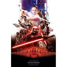 STAR WARS スターウォーズ (映画公開記念 ) - The Rise of Skywalker / Epic / ポスター 【公式 / オフィシャル】