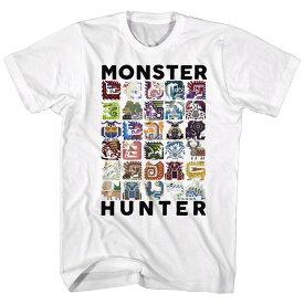 MONSTER HUNTER モンスターハンター (ハリウッド実写化 ) - LET'S HUNT! / Tシャツ / メンズ 【公式 / オフィシャル】