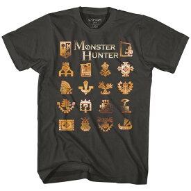MONSTER HUNTER モンスターハンター (2021年映画公開記念 ) - MH / Tシャツ / メンズ 【公式 / オフィシャル】