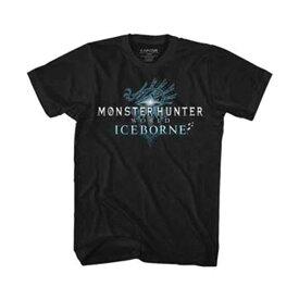 MONSTER HUNTER モンスターハンター (ハリウッド実写化 ) - ICEBORN LOGO MENS / Tシャツ / メンズ 【公式 / オフィシャル】