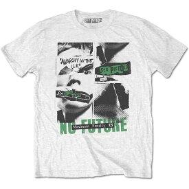 SEX PISTOLS セックスピストルズ (結成45周年記念 ) - No Future / Tシャツ / メンズ 【公式 / オフィシャル】
