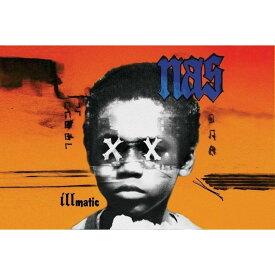 NAS ナズ - Illmatic / ポスター 【公式 / オフィシャル】
