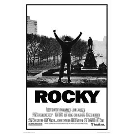 ROCKY ロッキー (公開45周年 ) - Movie Poster / ポスター 【公式 / オフィシャル】