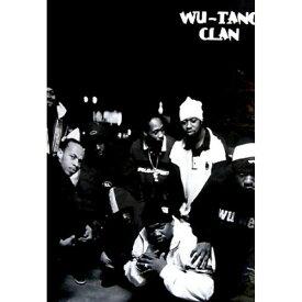 WU-TANG CLAN ウータンクラン - Group Street / ポスター 【公式 / オフィシャル】
