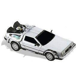 BACK TO THE FUTURE バックトゥザフューチャー (公開35周年 ) - DeLorean Time Machine ダイキャスト / フィギュア・人形 【公式 / オフィシャル】