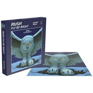 RUSH ラッシュ - LY BY NIGHT / 500ピース / ジグソーパズル 【公式 / オフィシャル】