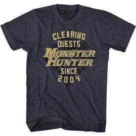 MONSTER HUNTER モンスターハンター (ハリウッド実写化 ) - MH SINCE04 / Tシャツ / メンズ 【公式 / オフィシャル】