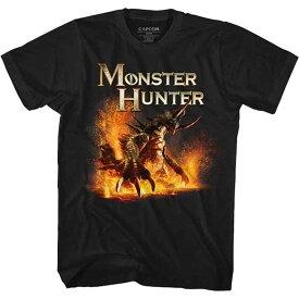 MONSTER HUNTER モンスターハンター (ハリウッド実写化 ) - BEAST / Tシャツ / メンズ 【公式 / オフィシャル】