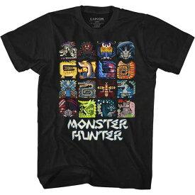 MONSTER HUNTER モンスターハンター (ハリウッド実写化 ) - SYMBOLS / Tシャツ / メンズ 【公式 / オフィシャル】
