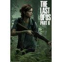 THE LAST OF US ザ・ラスト・オブ・アス (PART2発売記念 ) - Ellie / ポスター 【公式 / オフィシャル】