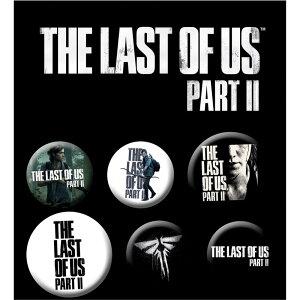 THE LAST OF US ザ・ラスト・オブ・アス (PART2発売記念 ) - PART II Ellie / バッジ 【公式 / オフィシャル】