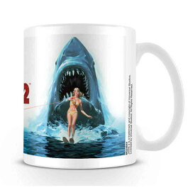JAWS ジョーズ (公開45周年記念 ) - Jaws 2 Poster / マグカップ 【公式 / オフィシャル】