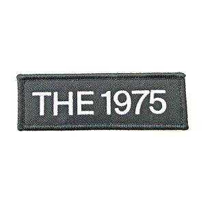 THE 1975 - Logo / ワッペン 【公式 / オフィシャル】