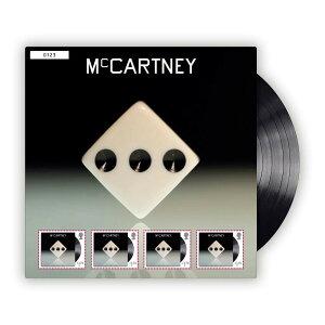 【予約商品】 PAUL MCCARTNEY ポールマッカートニー (ウイングス・デビュー50周年 ) - Fan Sheet - McCartney III / 世界限定5000 / 切手シート / ポストカード・レター 【公式 / オフィシャル】