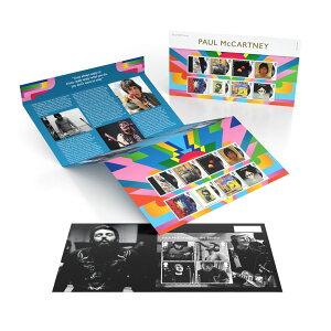 【予約商品】 PAUL MCCARTNEY ポールマッカートニー (ウイングス・デビュー50周年 ) - Presentation Pack / 切手シート / ポストカード・レター 【公式 / オフィシャル】