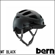 【Lサイズ】【送料無料】bern ヘルメット ALLSTON MT BLACK スタイリッシュでおしゃれ、自転車(ロードバイク、クロスバイク、マウンテンバイク、BMX)