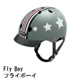 【Sサイズ】フライボーイ【nutcase/ナットケース/子供用ヘルメット/レインボープロダクツ】