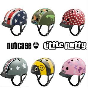 【XSサイズ】nutcase/ナットケース/little nutty/リトルナッティ/子供用ヘルメット/レインボープロダクツ