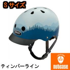 【Sサイズ】ティンバーライン【nutcase/ナットケース/子供用ヘルメット/レインボープロダクツ】