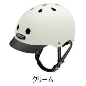 【Sサイズ】クリーム【nutcase/ナットケース/子供用ヘルメット/レインボープロダクツ】