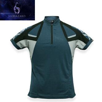 BIOHAZARD 6 BSAA combat shirt