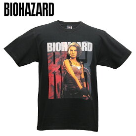 BIOHAZARD RE:3 ジル・バレンタイン Tシャツ【バイオハザード jill】ジル・バレンタイン Resident Evil 生化危机 capcom カプコン