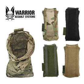 Warrior Assault Systems スリムライン ダンプポーチ【ウォーリアーアサルトシステム slimline foldable dump】ミリタリー サバイバルゲーム サバゲ