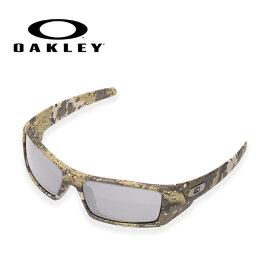 OAKLEY 9014-12 SI GASCAN / Desolve Bare【オークリー ガスカン デゾルブ ベア】メンズ ミリタリー サバイバルゲーム サバゲ アウトドア ブラックイリジウム レンズ