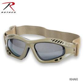 ROTHCO ベンテック・タクティカル ゴーグル【ロスコ ventec goggle】メンズ ミリタリー アウトドア サバイバルゲーム サバゲ スポーツ シューティング 曇り止め 紫外線99%カット UV-400 軽量 コンパクト