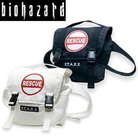 biohazard 0 Rescue BAG 【バイオハザード ゼロ レスキューバッグ resident evil CAPCOM カプコン ゲーム】ミリタリー カジュアル アウトドア S.T.A.R.S. stars スターズ レベッカ・チェンバース ウェスカー