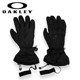OAKLEY 94203 リーコン グローブ【オークリー GLOVE】メンズ ミリタリー サバイバルゲーム サバゲ アウトドア 防寒 オーバーカフ ゴーグルワイプ
