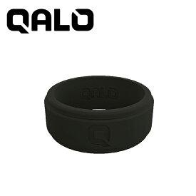 QALO ステップエッジ シリコンラバーリング【クァロ Step Edge Silicone Ring】メンズ カジュアル 指輪