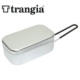 trangia TR-210 メスティン【トランギア mess tins】アウトドア 登山 トレッキング ブッシュクラフト 飯盒 焚き火