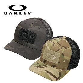 OAKLEY 912253 SI 110 スナップバックキャップ/MULTICAM【オークリー ONETEN Snupback Cap】メンズ ミリタリー アウトドア メッシュバック