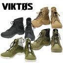 VIKTØS ジョニー コンバットブーツ【viktos ヴィクトス ビクトス johnny combat boots】メンズ ミリタリー サバイバルゲ...