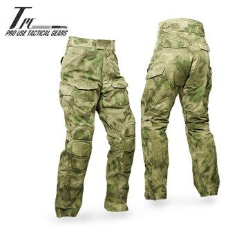 TP tactical and combat pants /A-TACS FG