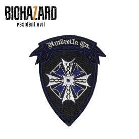 バイオハザード7 PATCH アンブレラ インシグニア パッチbiohazard7 Resident Evil 生化危机 レオン クリス ウェスカー STARS アンブレラ umbrella カプコン ゲーム メンズ ミリタリー カジュアル アウトドア サバイバルゲーム サバゲ 国内正規