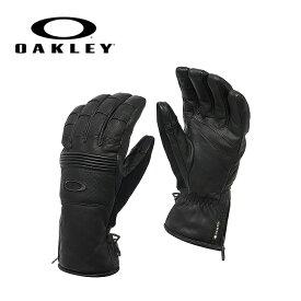 OAKLEY シルバラード GORE-TEXグローブ【オークリー Silverado Glove】メンズ アウトドア スキー スノボ 通気性 防水性 ゴアテックス THINSULATE シンサレート 防寒
