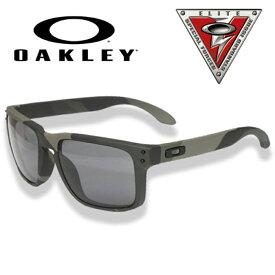 オークリー OAKLEY ホルブルック HOLBROOK サングラス マルチカム ブラック MULTICAM BLACK オークレー 偏光レンズ サバイバルゲーム サバゲ ミリタリー アウトドア メンズ レディース 国内正規