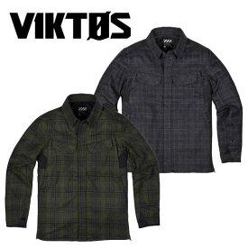 VIKTOS ガンファイター フランネル【ヴィクトス ビクトス Gunfighter Flannel】メンズ ミリタリー カジュアル ジャケット Jacket