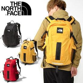 2010年復刻 送料無料 スクエアロゴ リュックサック THE NORTH FACE ザ・ノースフェイス Hot Shot SE ホットショット SE 30L デイパック ザック かばん バックパック nm71951