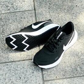 送料無料 幅広 スニーカー ナイキ NIKE メンズ レディース レボリューション 5 4E ランニングシューズ 運動靴 靴 シューズ REVOLUTION BQ6714