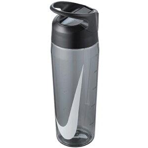 水筒 ナイキ NIKE TR ハイパーチャージ ストロー ボトル 24oz 容量709ml 0.7L 透明 直飲み ストロー付き クリアボトル ウォーターボトル スポーツボトル 水分補給 HY4002 20%OFF