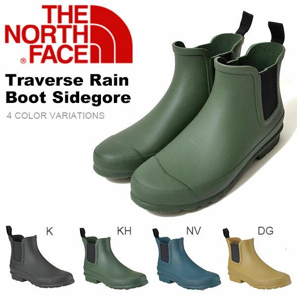 送料無料 レインブーツ THE NORTH FACE ザ・ノースフェイス メンズ レディース Traverse Rain Boot
