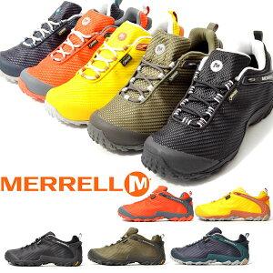 送料無料 アウトドアシューズ メレル MERRELL メンズ CHAMELEON7 STORM GORE-TEX カメレオン 7 ストーム ゴアテックス アウトドア フェス トレッキング 登山 ハイキング シューズ 靴 M31133 M31135 M36475 M3647