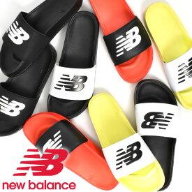 サンダル new balance ニューバランス SMF200 メンズ レディース スポーツサンダル シャワーサンダル プール 海水浴 ジム 20%off【あす楽対応】