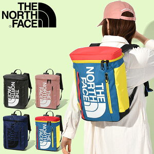 送料無料 ノースフェイス リュックサック THE NORTH FACE キッズ ヒューズボックス K BC FUSE BOX レディース ジュニア 子供 21リットル デイパック バッグ バックパック 2021春夏新色 NMJ82000 ザ ノース